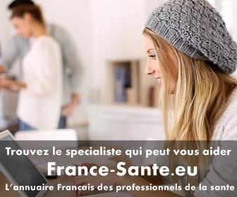 France-Sante.eu - Trouvez le spécialiste qui peut vous aider